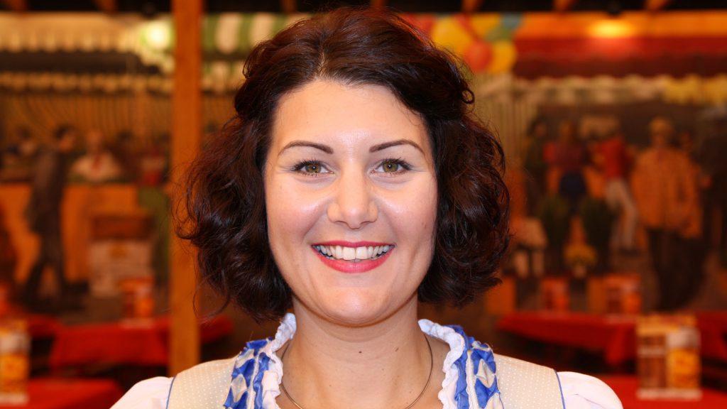 Partysängerin Claudia Erlenbusch