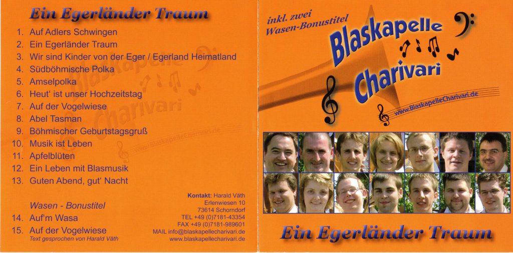 Ein Egerländer Traum (CD)